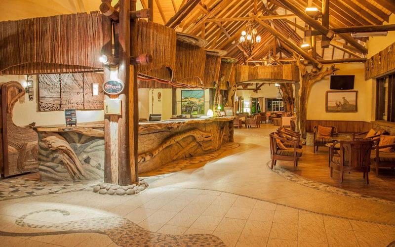 هتل کیکوروک لوج نایروبی
