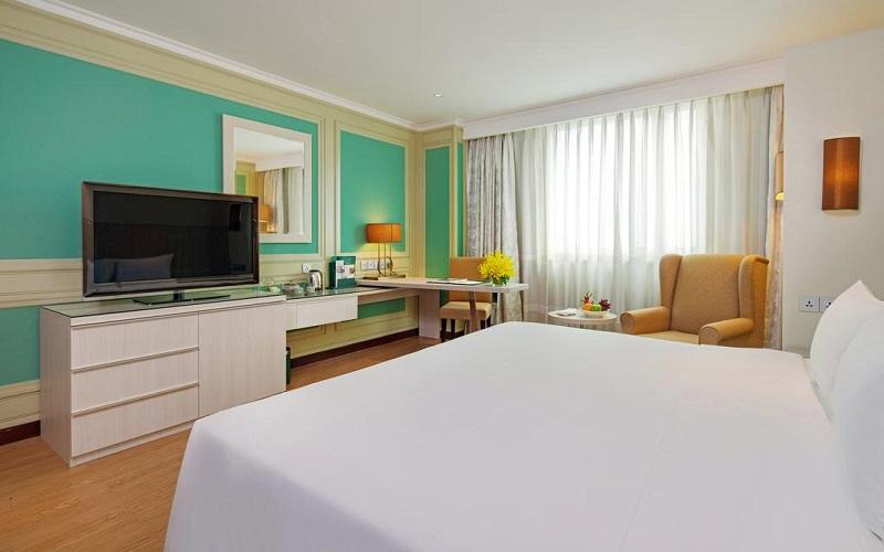 هتل ویندزور پلازا هوشی مین