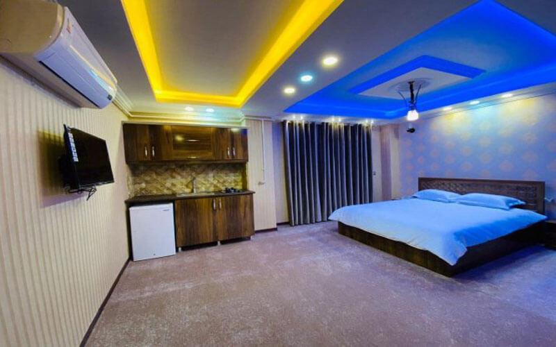 هتل آپارتمان پردیس سکوتی رضوانشهر