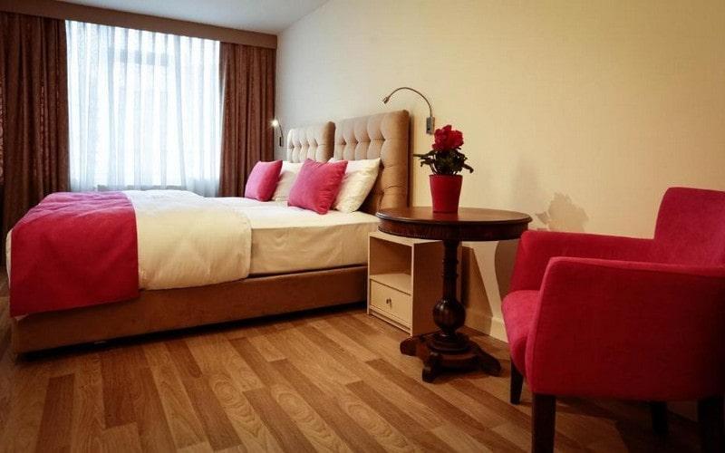 هتل Melek Hotels Moda Istanbul