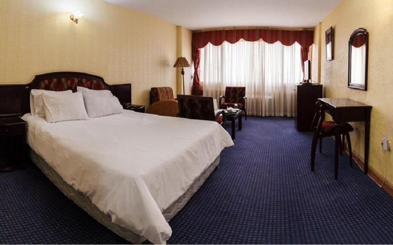 هتل جهانگردی میگون