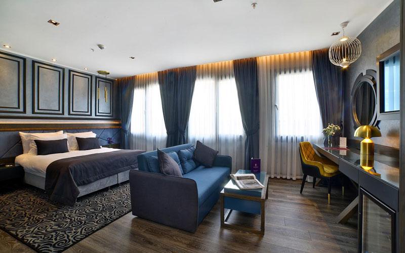 هتل آمتیست استانبول