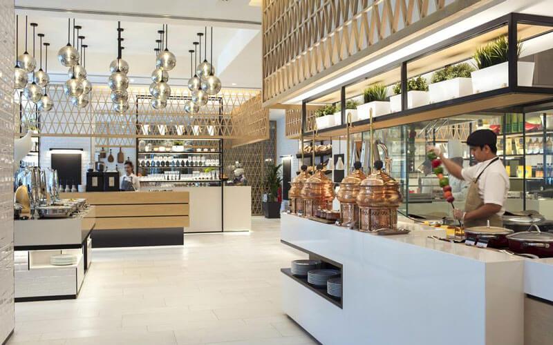 هتل Al Bandar Rotana Creek Dubai
