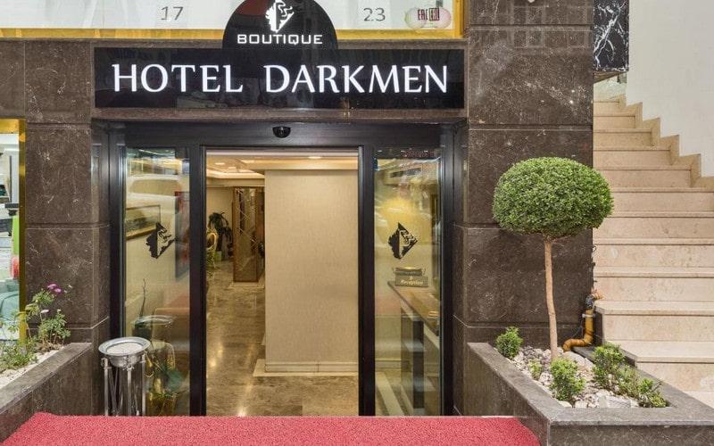 هتل Darkmen Hotel 2 Istanbul