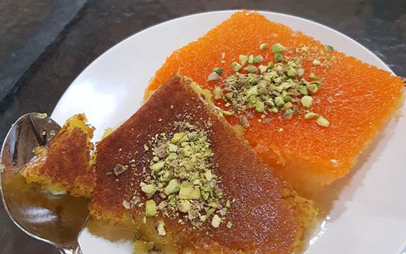 رستوران قویدر النابلسی دبی