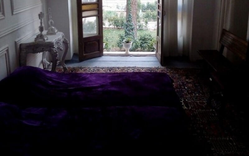 اقامتگاه بومگردی نصف جهان اصفهان