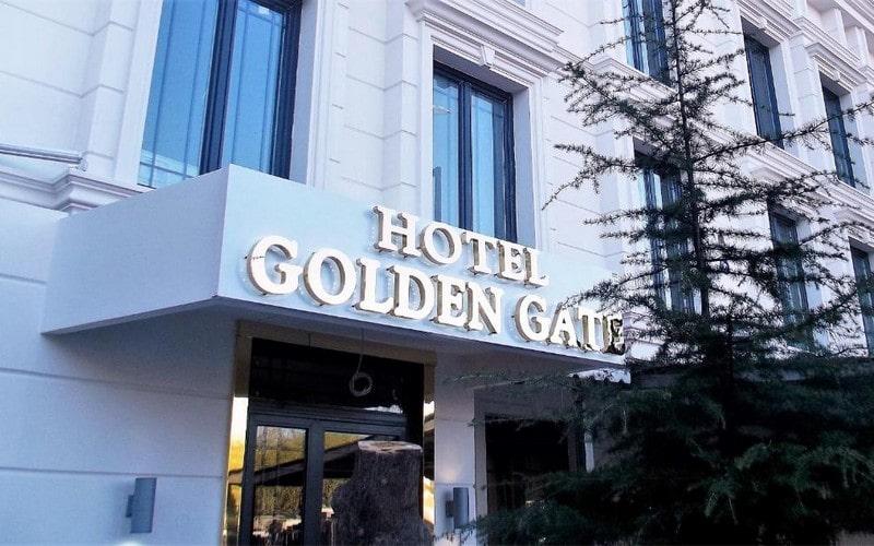 هتل Golden Gate Hotel Topkapi Istanbul