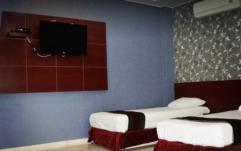 هتل آپارتمان هامون مشهد