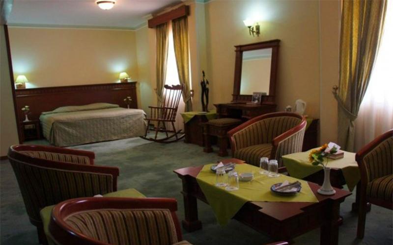 هتل ارگ جدید بم