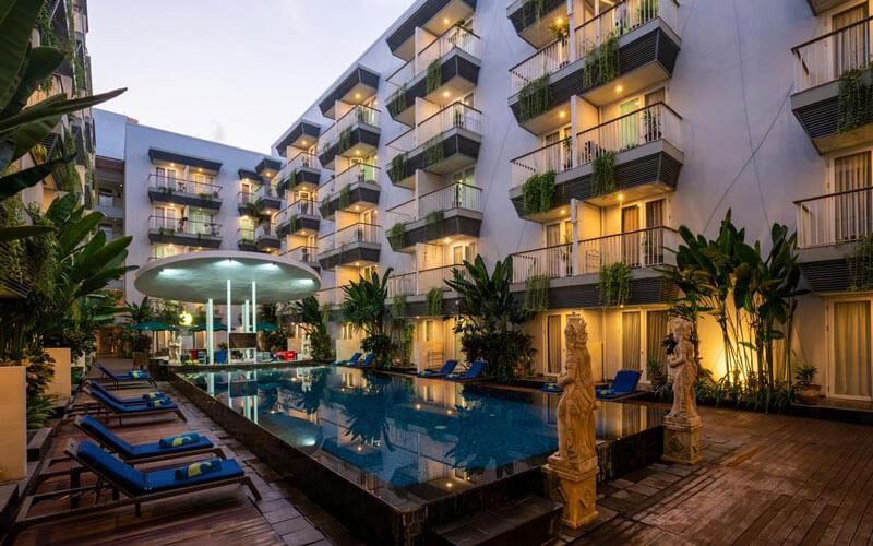 هتل Eden Kuta Bali