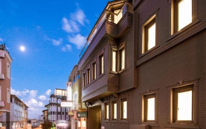 هتل Alilass Hotel Istanbul