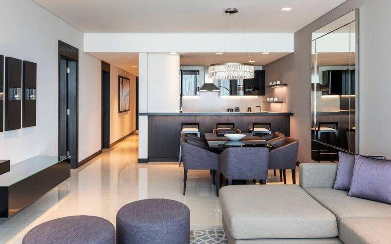هتل Sheraton Grand Hotel Dubai