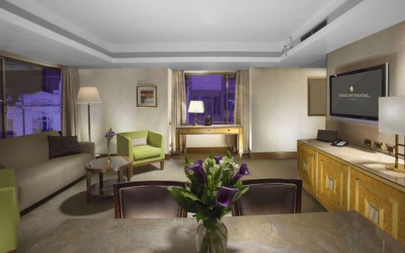 هتل InterContinental Prague