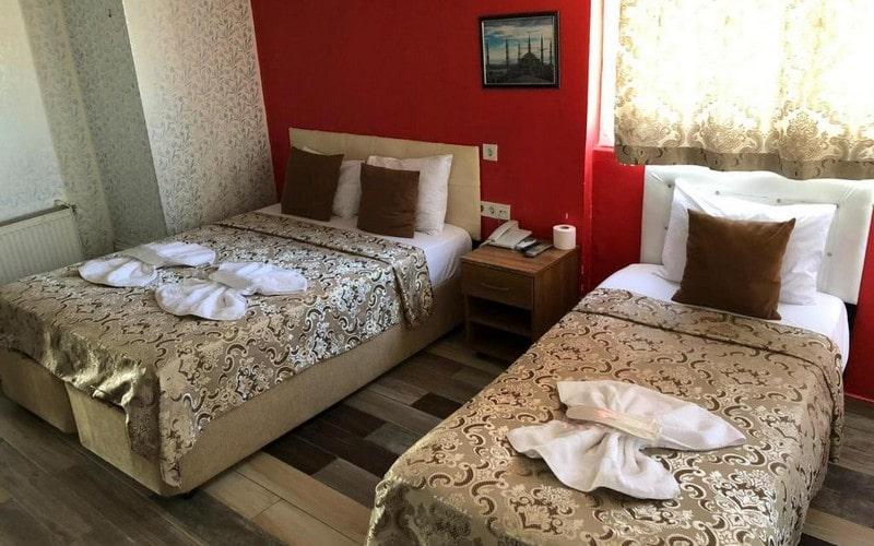 هتل Ayyildizlar Otel Istanbul