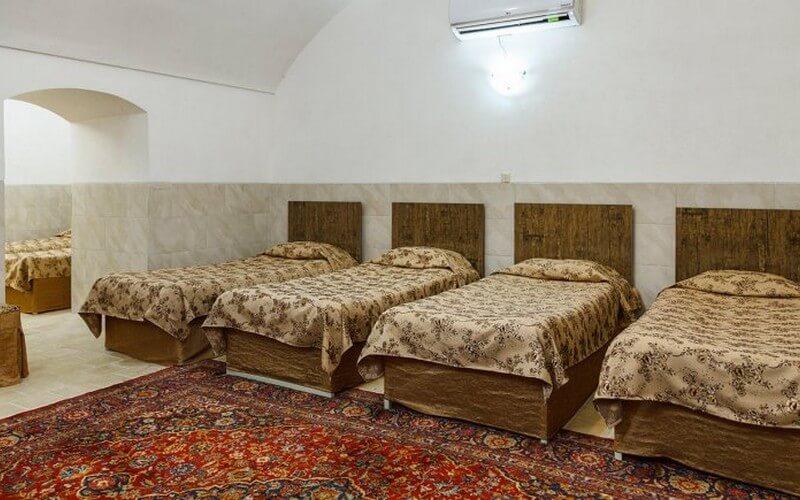 هتل سنتی سرای کهن یزد