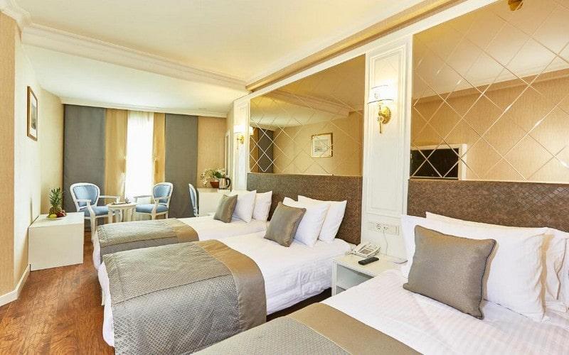 هتل Seres Hotel Old City Istanbul