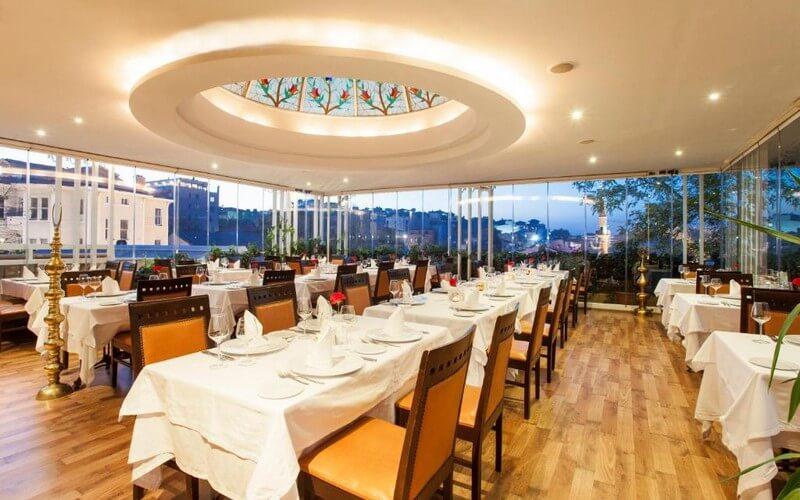 هتل Ottoman Hotel Imperial Special Category Istanbul