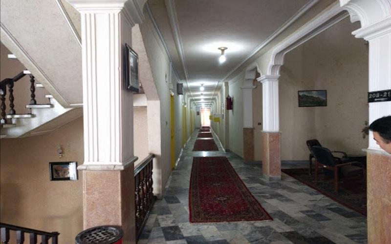 هتل آذربایجان تبریز