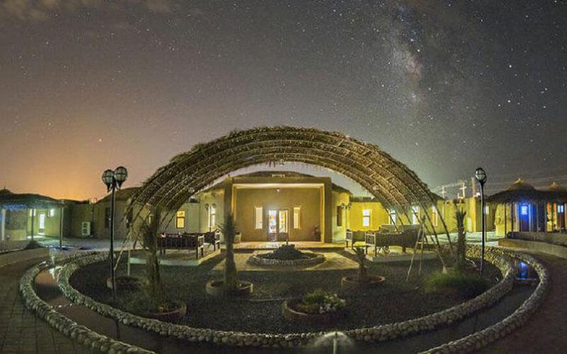 هتل سنتی کپری قلعه گنج