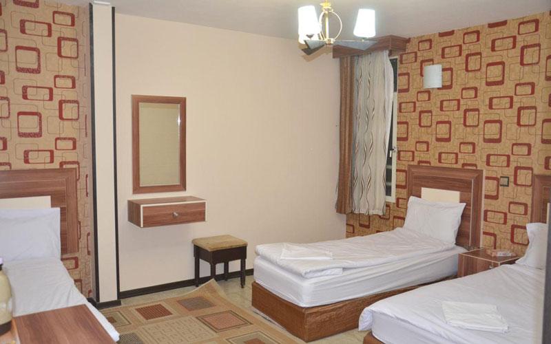 هتل پارساوا مشهد