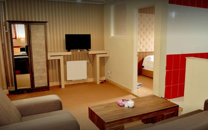 هتل آپارتمان ایرانیان تبریز