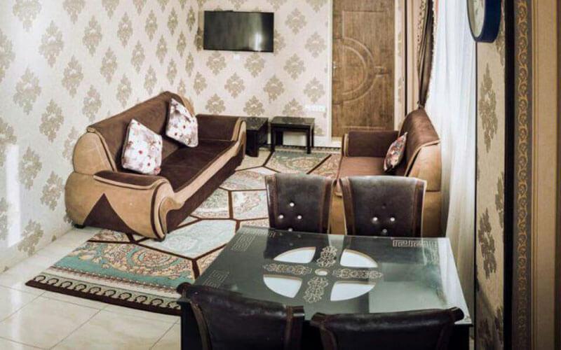 هتل آپارتمان آرنیکا شیراز