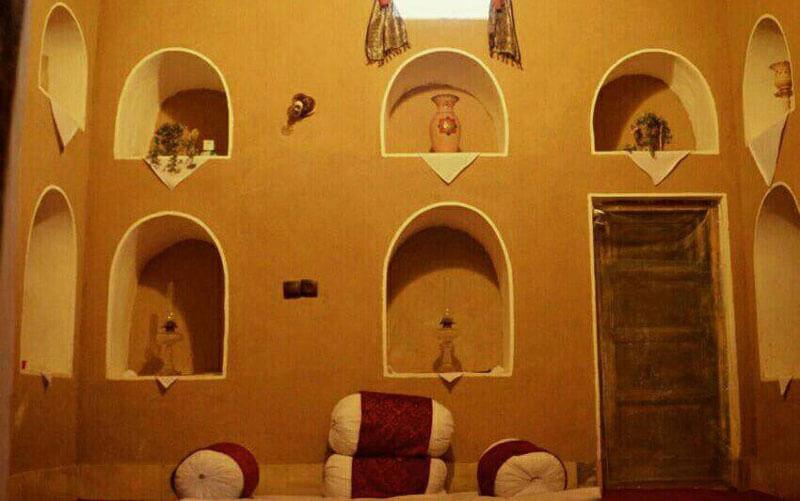 اقامتگاه بوم گردی سرای صالح کاشان