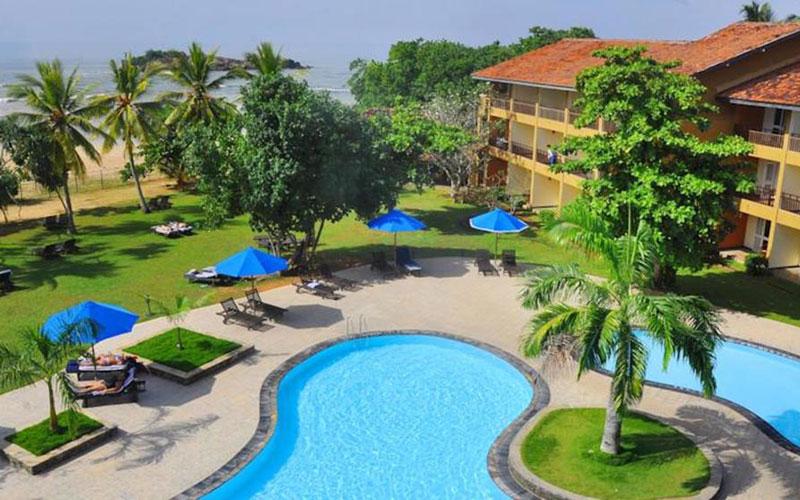هتل د پالمز بنتوتا سریلانکا