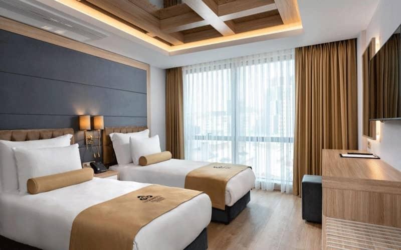 هتل Febor İstanbul Bomonti Hotel & Spa