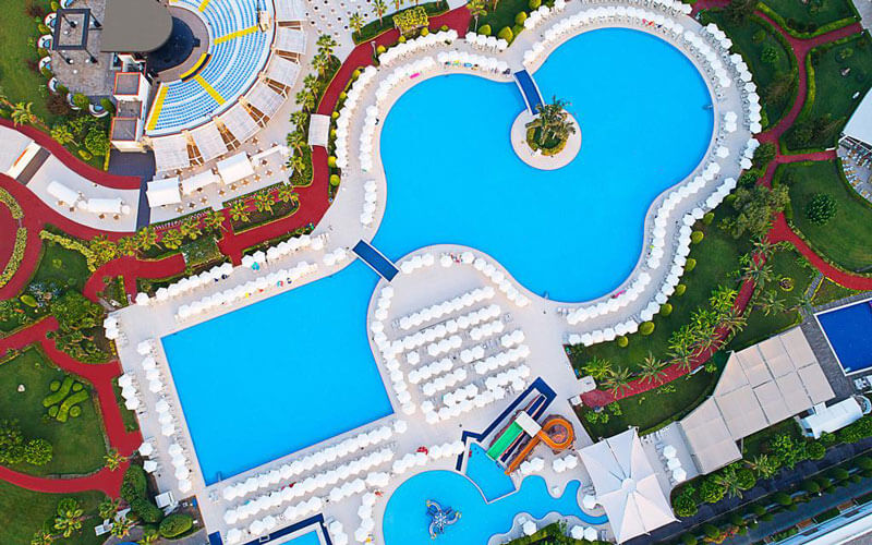 هتل Miracle Resort Antalya
