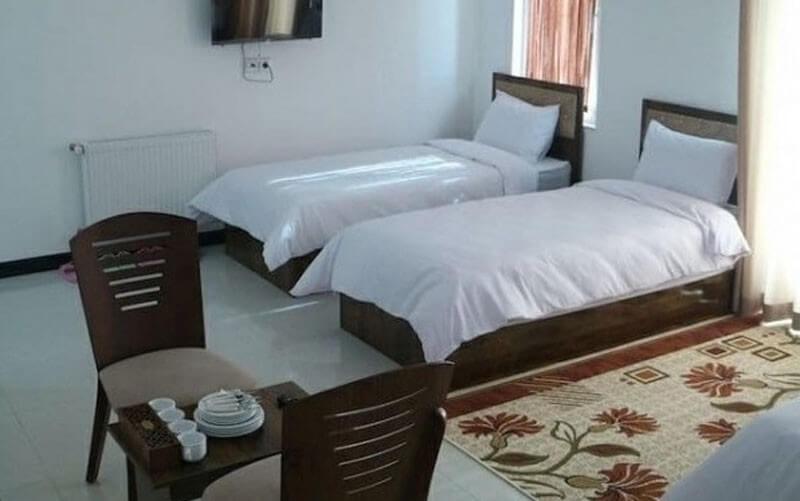 هتل ستاره ترکمن بندر ترکمن