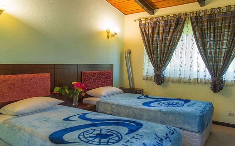 هتل جهانگردی خزر شهر بابلسر