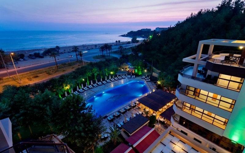 هتل Miarosa İncekum Beach Alanya