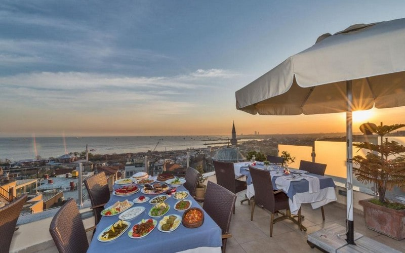 هتل Hotel Daphne Istanbul