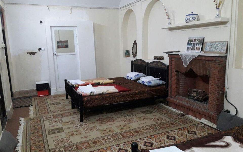اقامتگاه بوم گردی خانه خشتی یزد