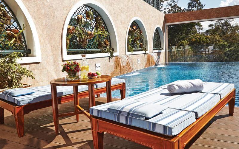 هتل ویلا رزا کمپینسکی