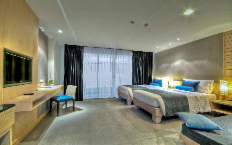 هتل اشلی هایتس پوکت