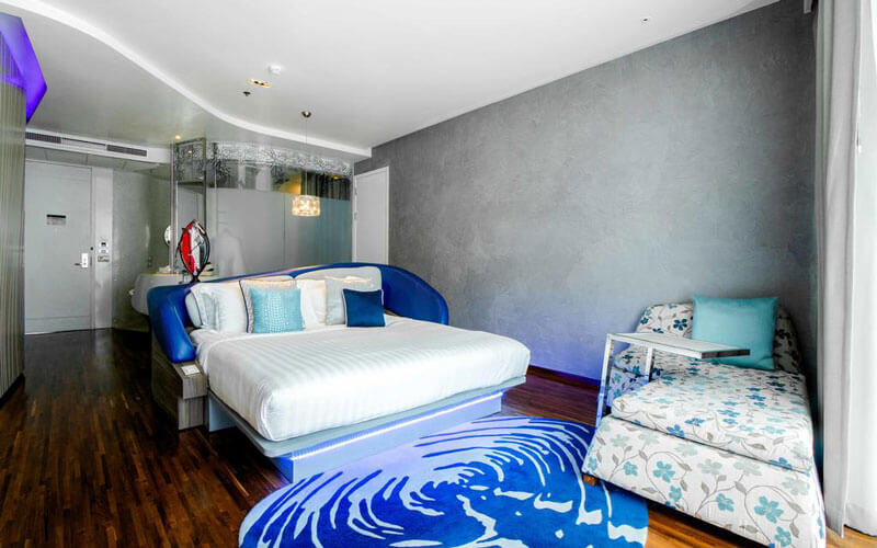 هتل Hotel Baraquda Pattaya - MGallery