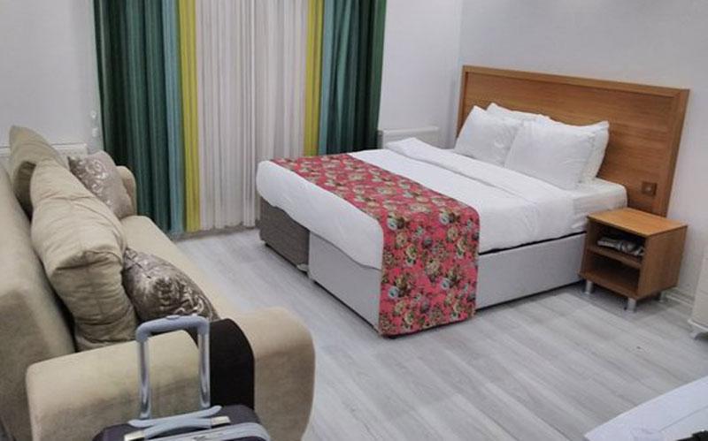 هتل کرنر وان