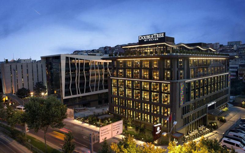 هتل DoubleTree by Hilton Hotel Istanbul - Piyalepasa