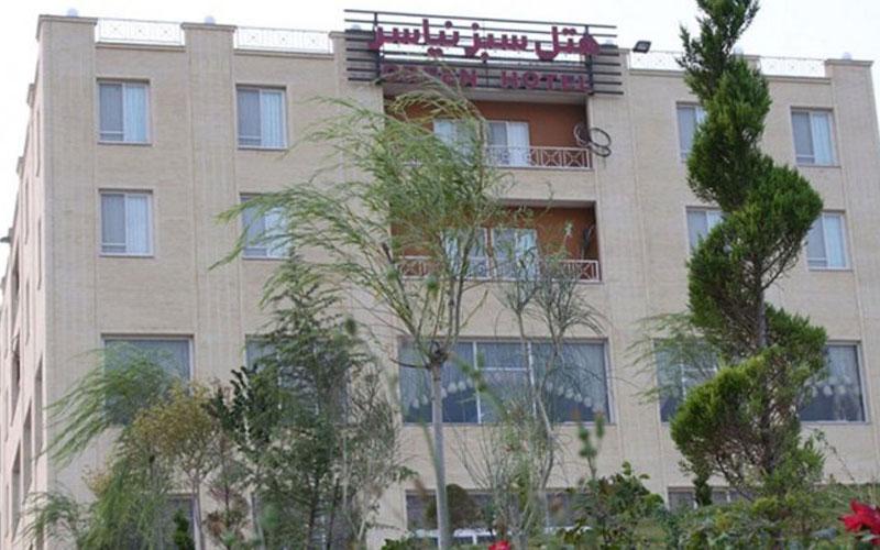 هتل سبز نیاسر کاشان