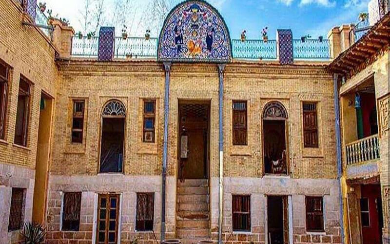 اقامتگاه بوم گردی معصومه سلطان شیراز