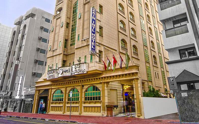 هتل Zain International Hotel Dubai