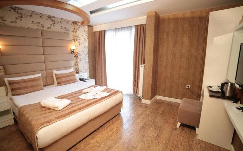 هتل Hotel Black Tulip Istanbul