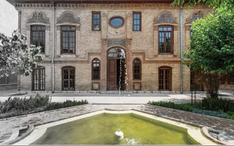 اقامتگاه سنتی نظامیه تهران