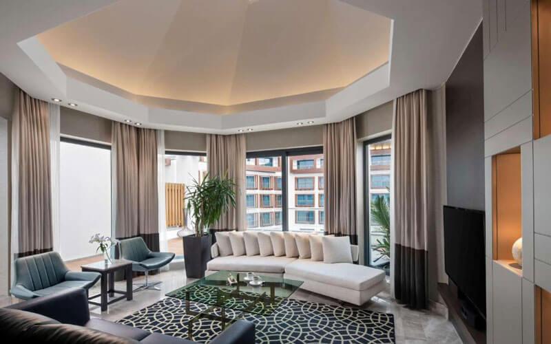 هتل Radisson Blu Hotel & Spa Istanbul Tuzla