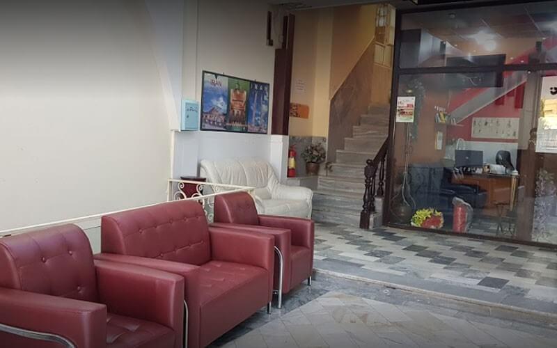هتل پردیسان تفرش