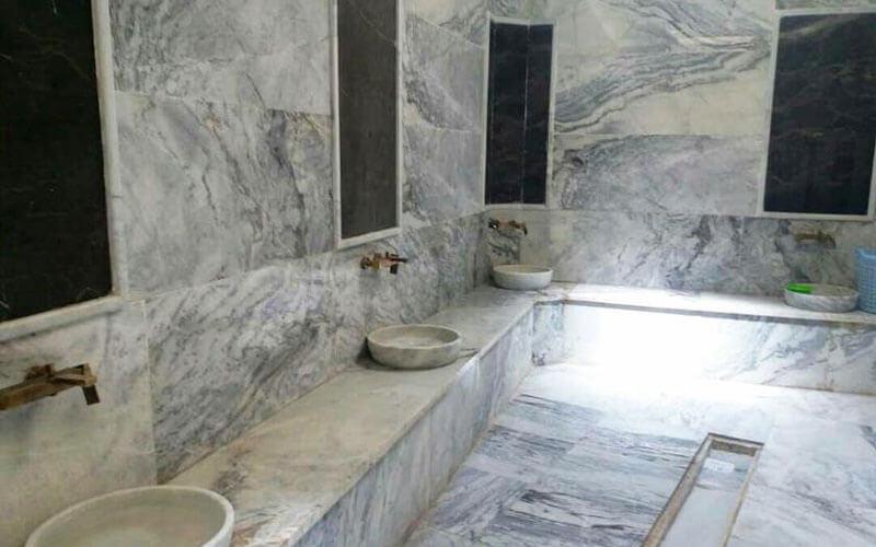 هتل ارشیا آبگرم قزوین