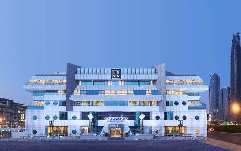 هتل آپارتمان لوا مزایا سنتر دبی