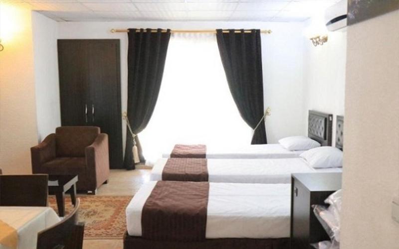 هتل آبادگران کیش